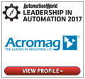 Automation World Leadership in Automation 2017 Award Voting
