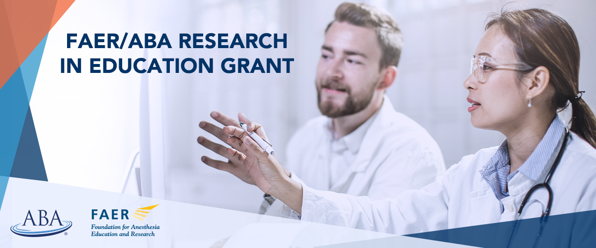 ABA-FAER Research Grant