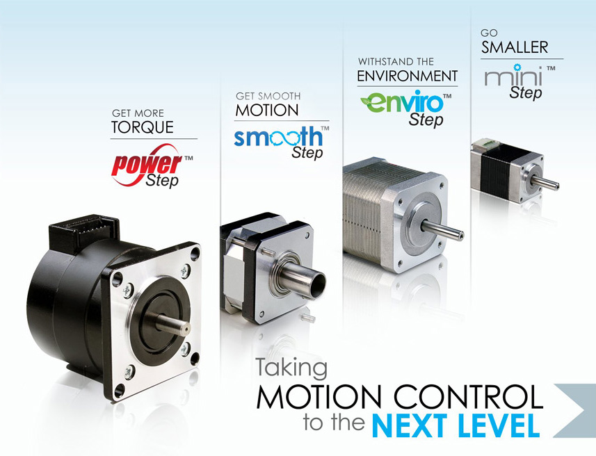 Where To Find Quality Stepper Motors